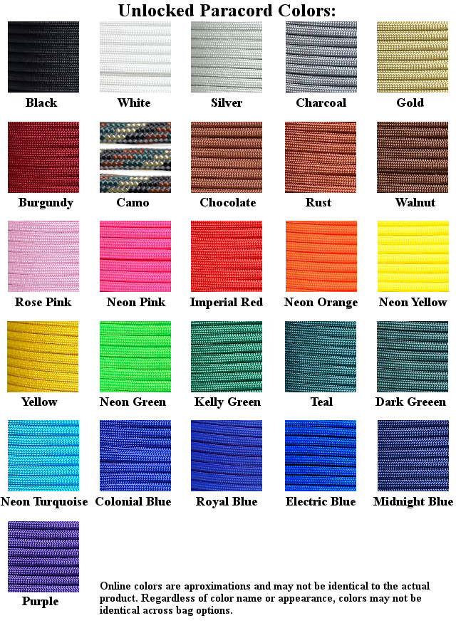 Cord Colors